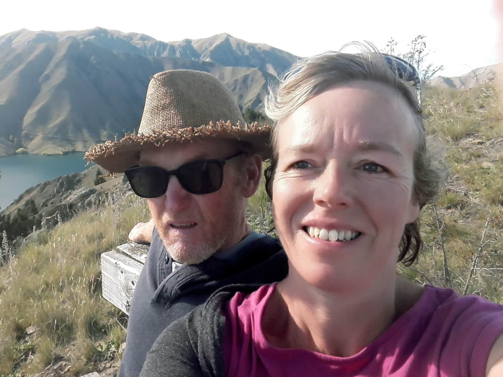 Sabina & Jim from Nelson, New Zealand