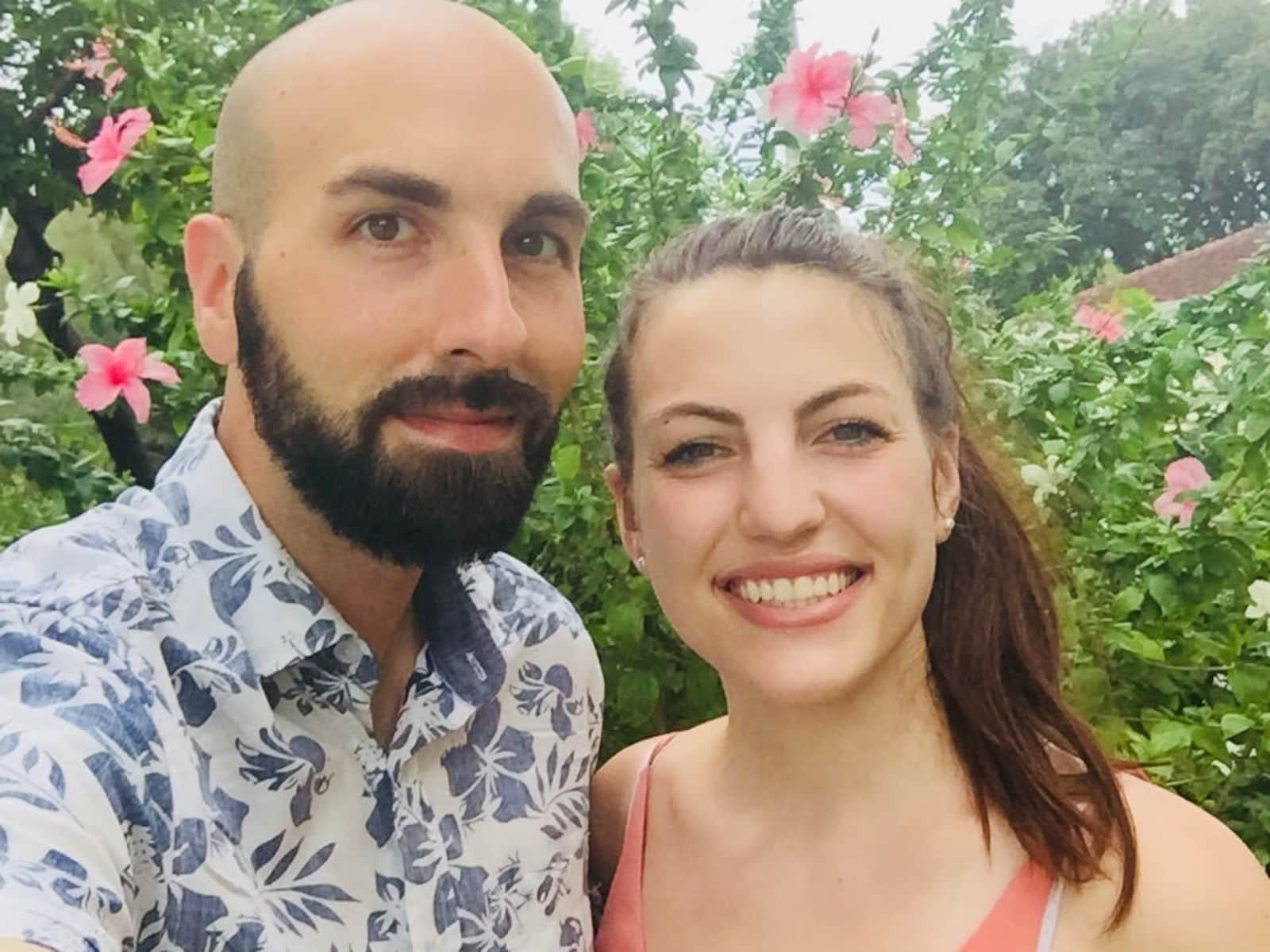 Elyse & Kevin from Ottawa, Ontario, Canada
