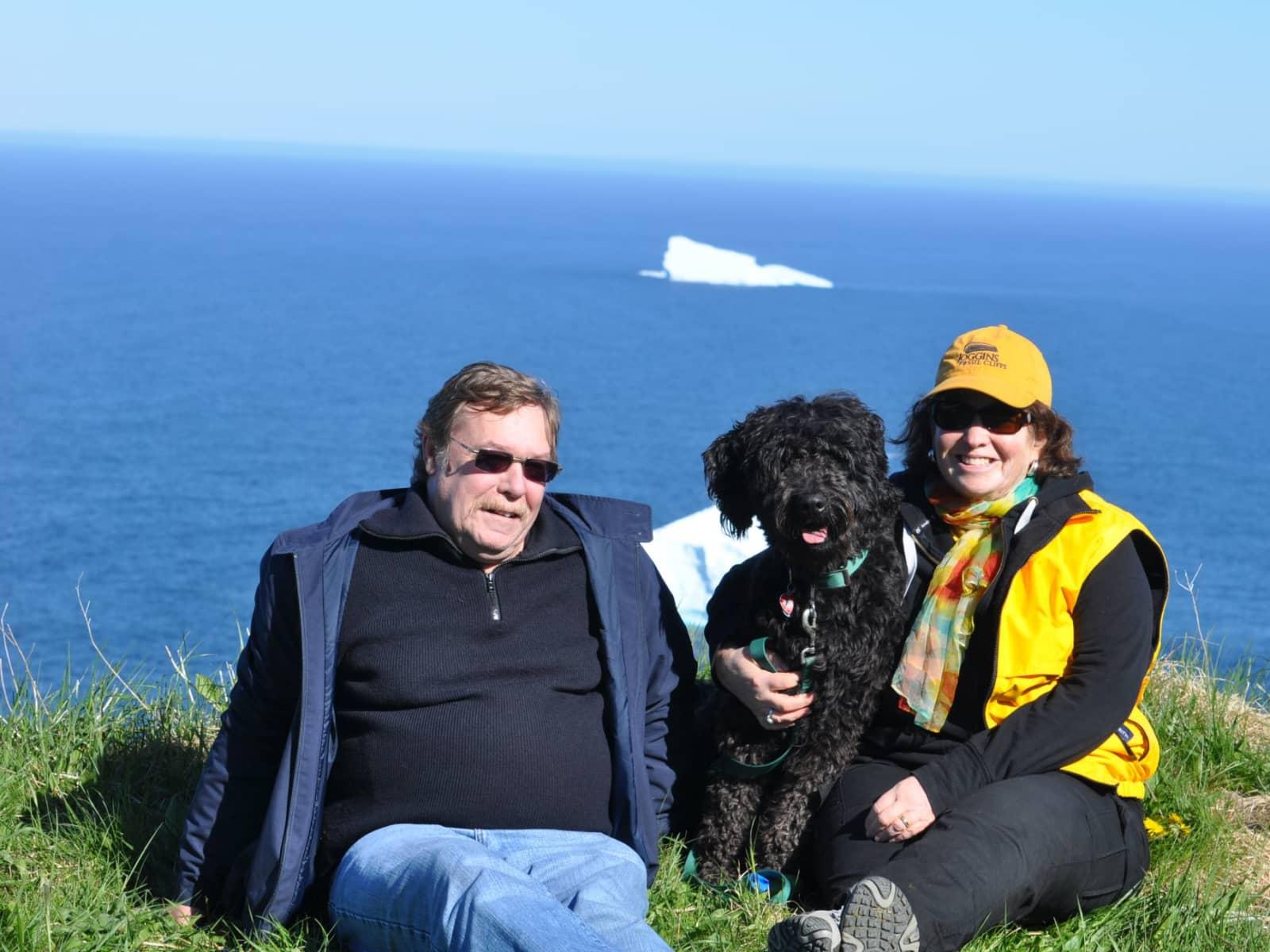 Jamie & Greg from Charlottetown, Prince Edward Island, Canada