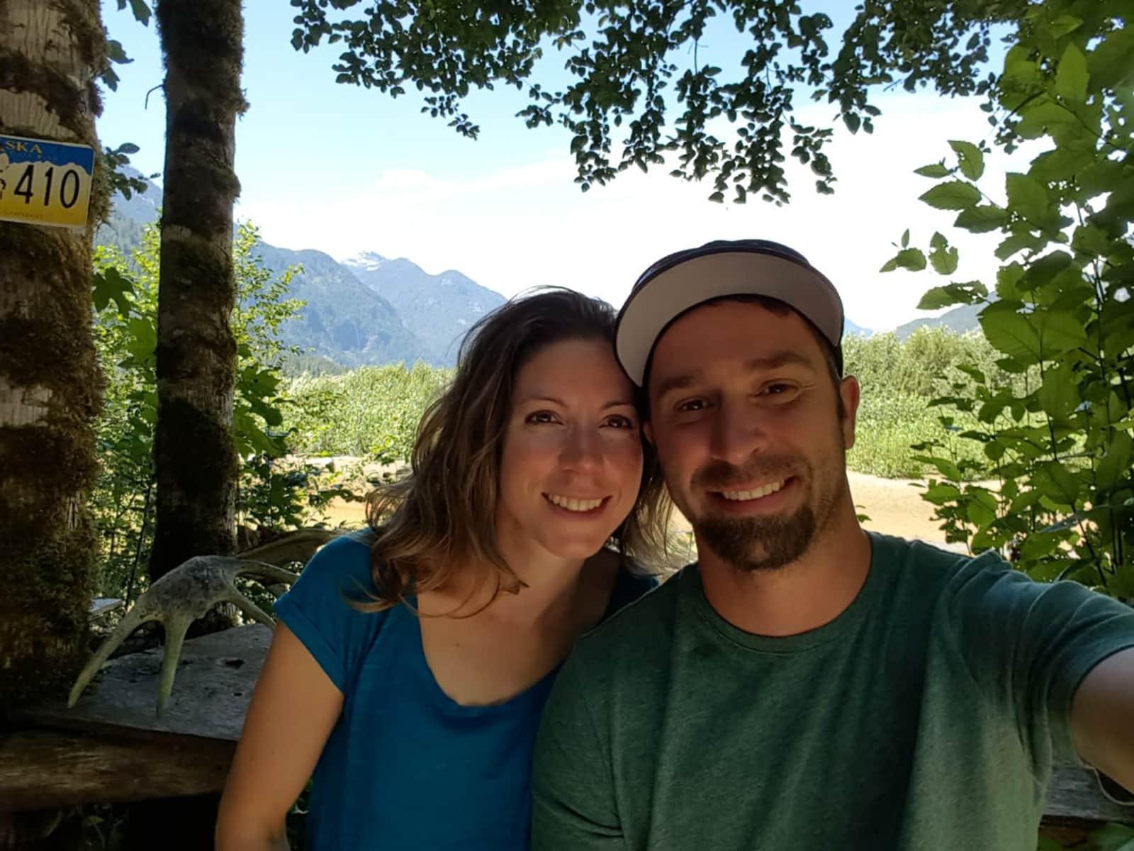 Moses & Tara from Vancouver, British Columbia, Canada