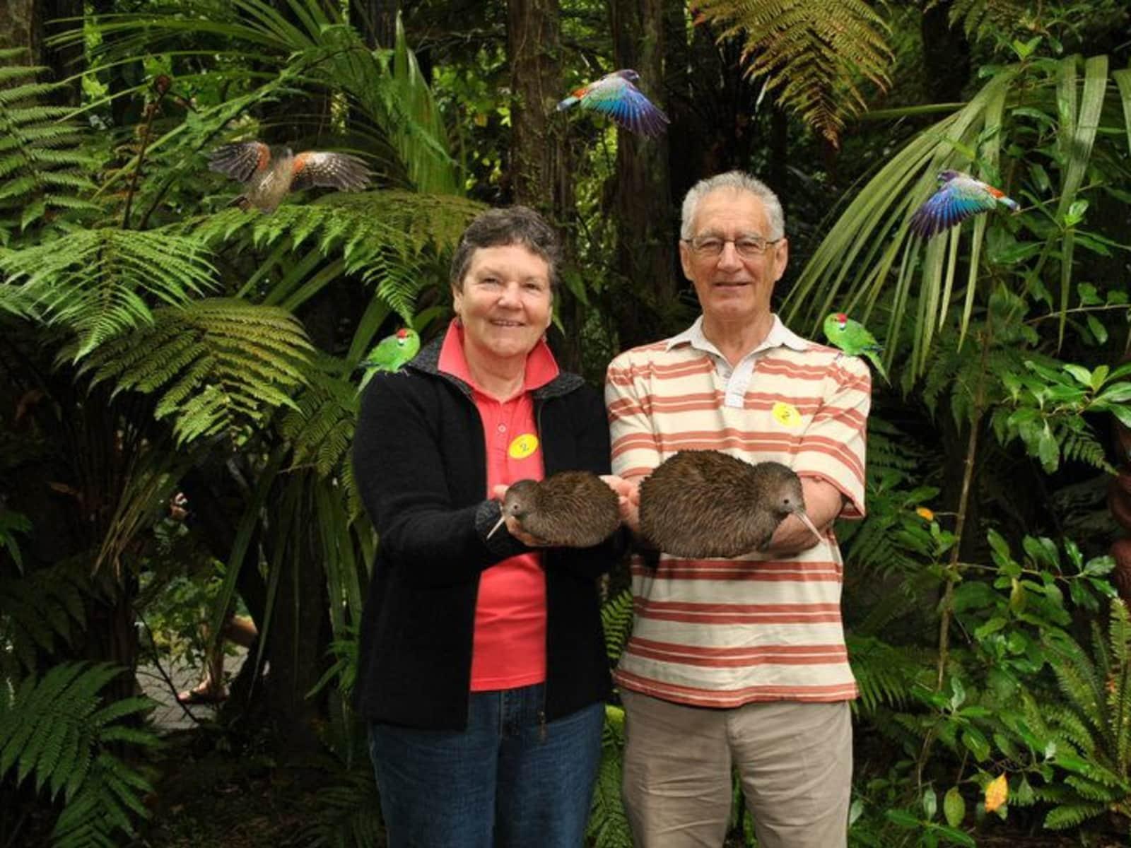 Jonathan & Janeen from Adelaide, South Australia, Australia