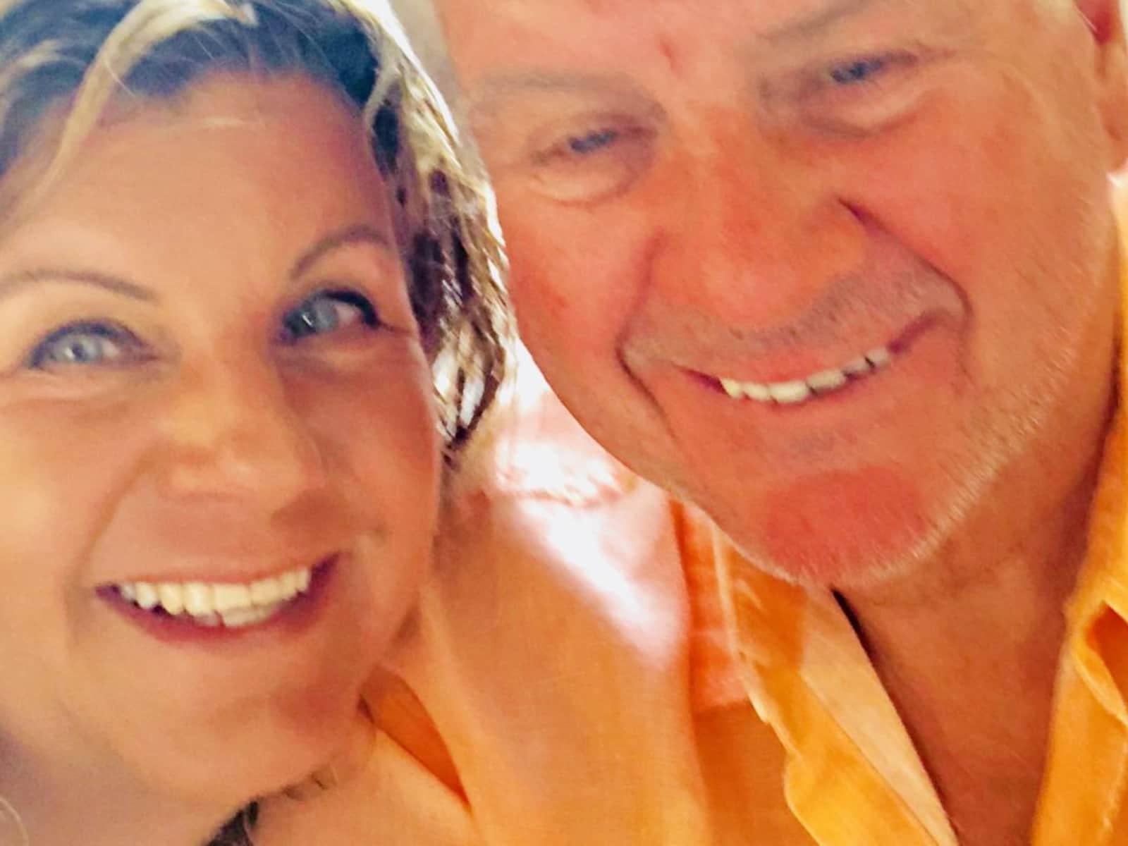 Tracey & Bill from Minyama, Queensland, Australia