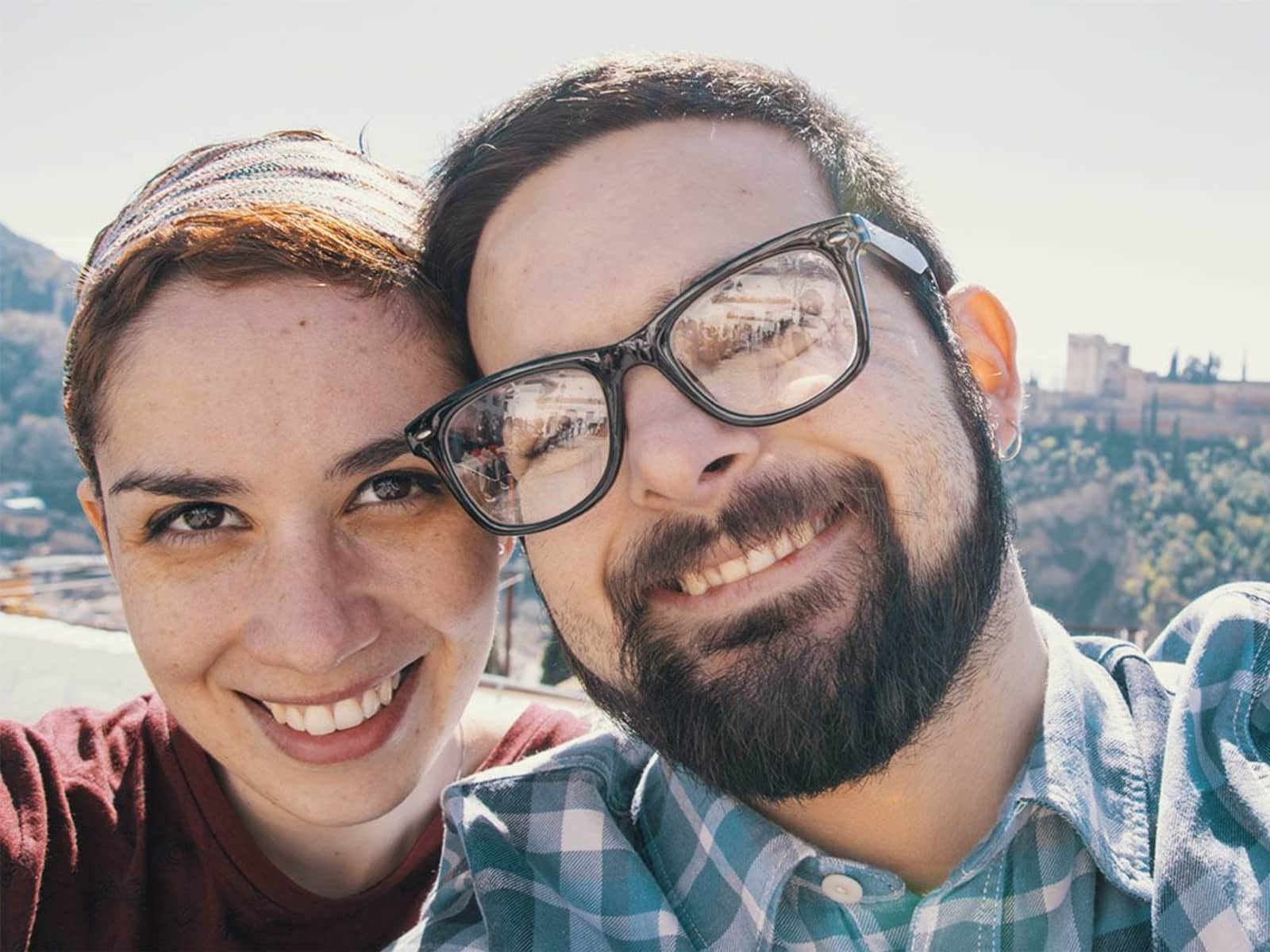 Valentina & Alex from Madrid, Spain