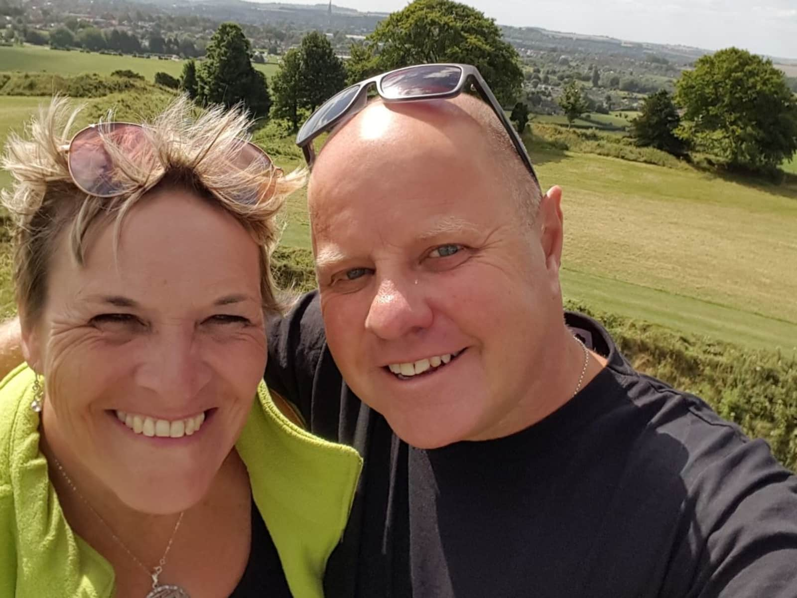 Kerry & Kevin from Henfield, United Kingdom