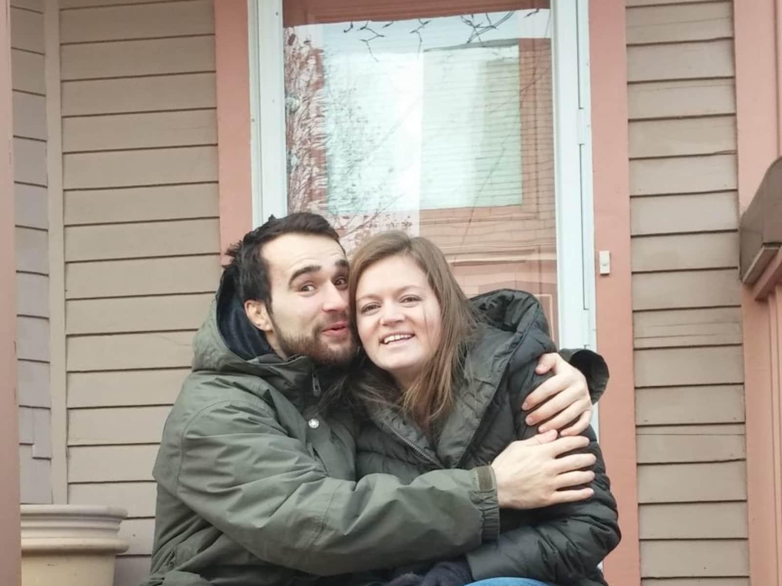 Kristina & Zachariah from Boston, Massachusetts, United States