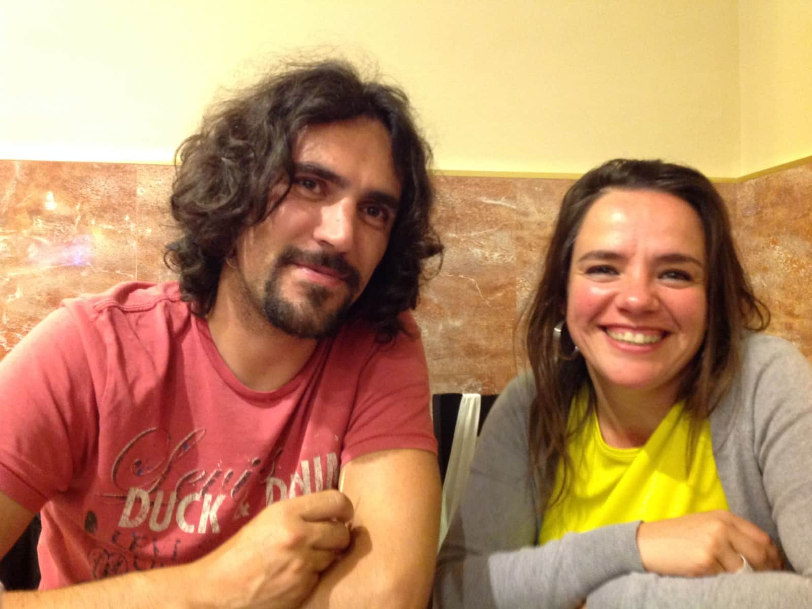 Jaime & Beatriz from Portocolom, Spain