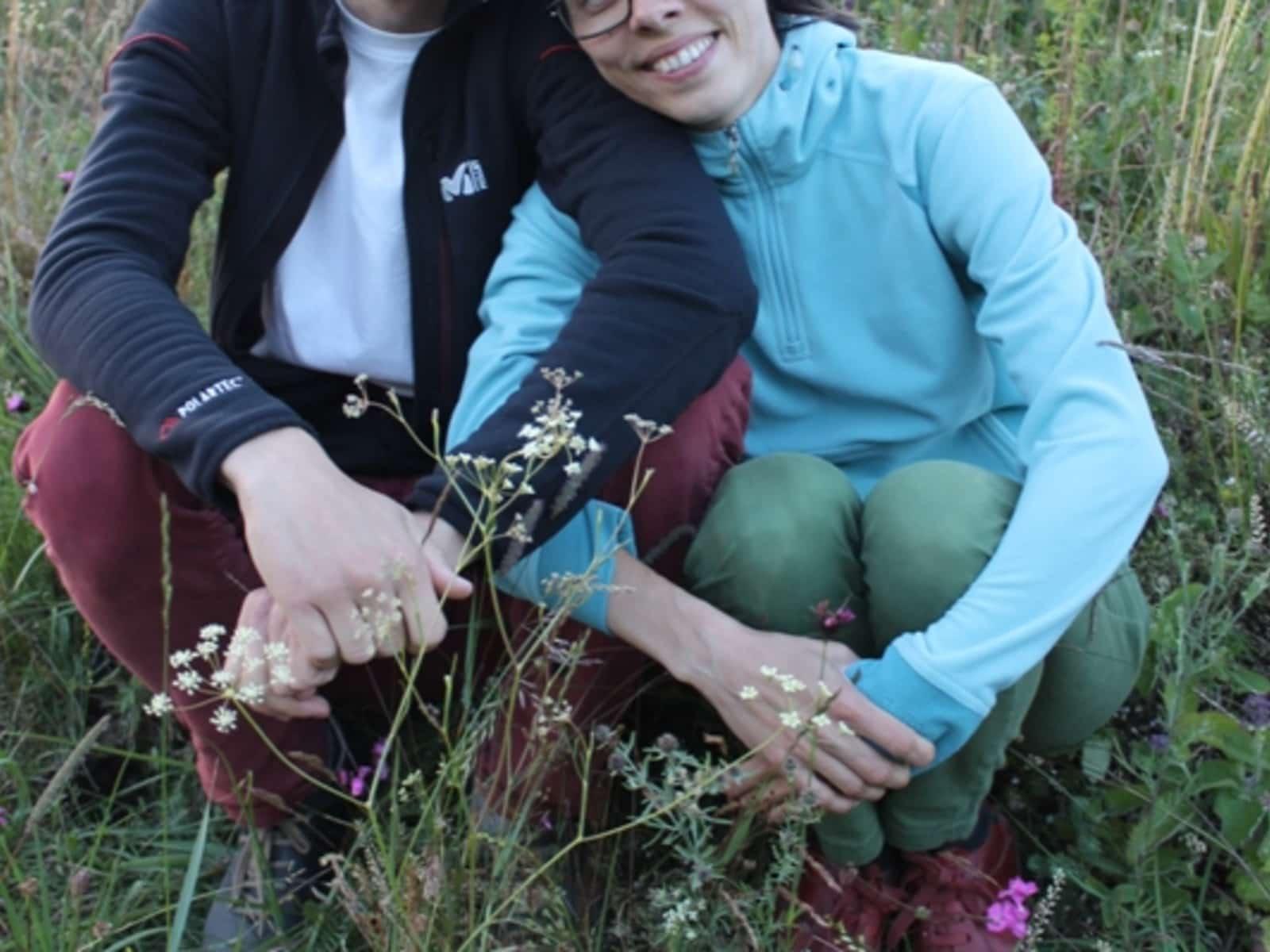Maria & Tomas from Glasgow, United Kingdom