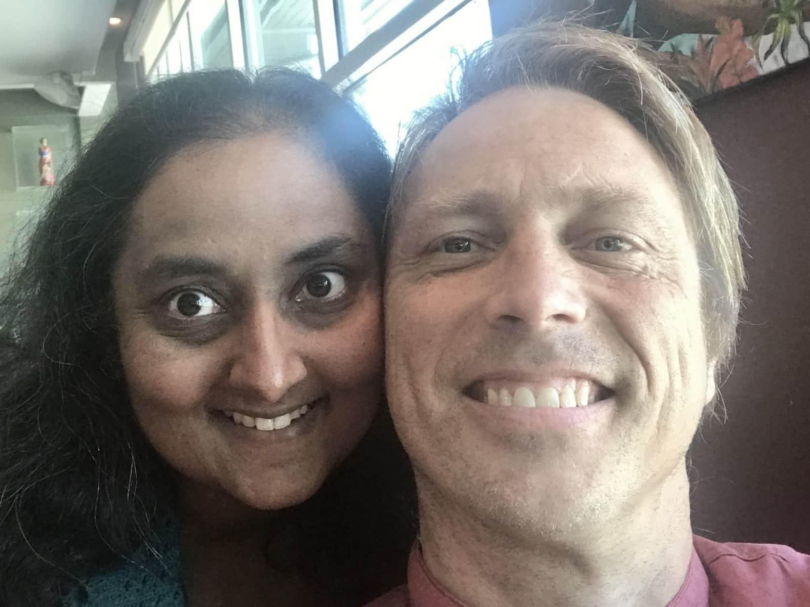 Sindhu & Grant from Malibu, California, United States