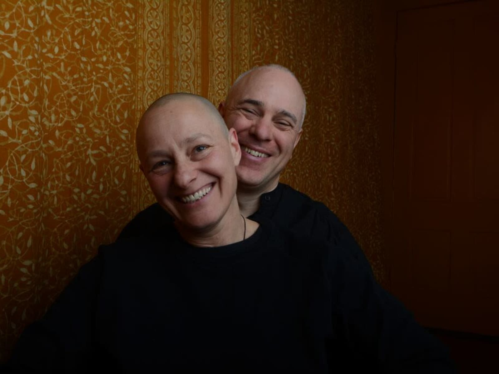 Monique & Blane from Valongo do Farrio, Portugal