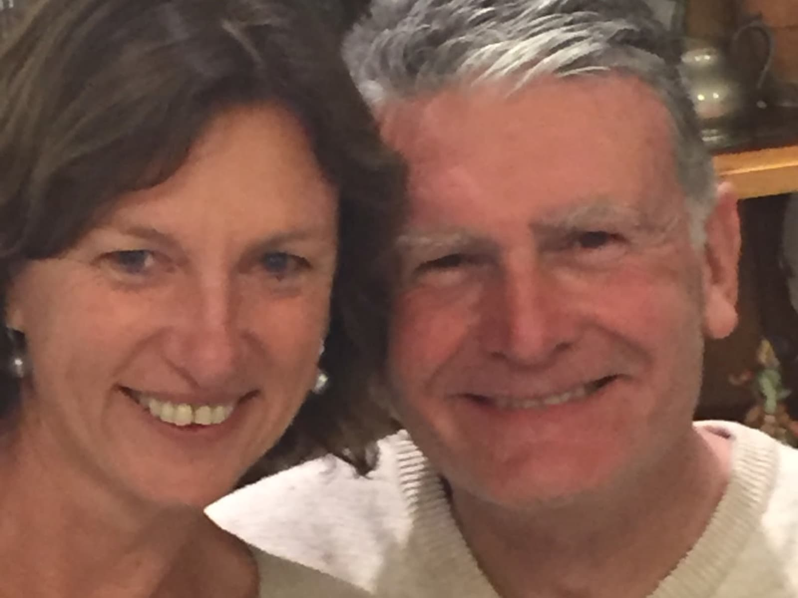 Angela & Gilles from Warrawee, New South Wales, Australia