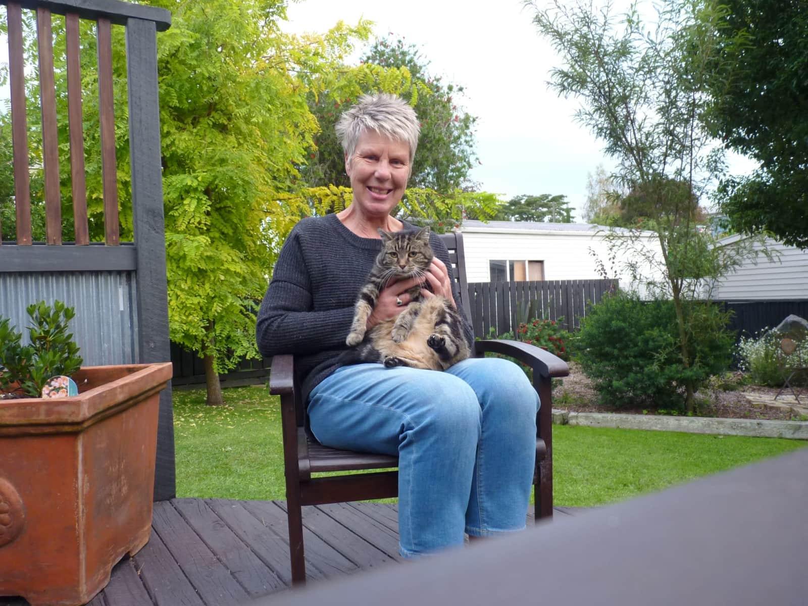 Frances from Paeroa, New Zealand