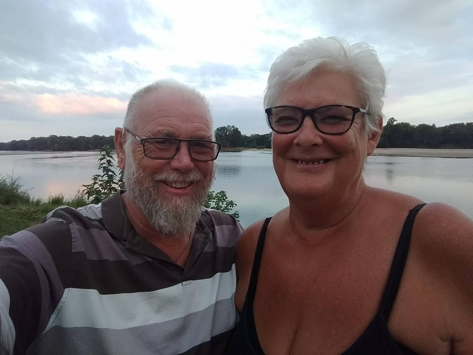 Patricia & Howard from Wigan, United Kingdom