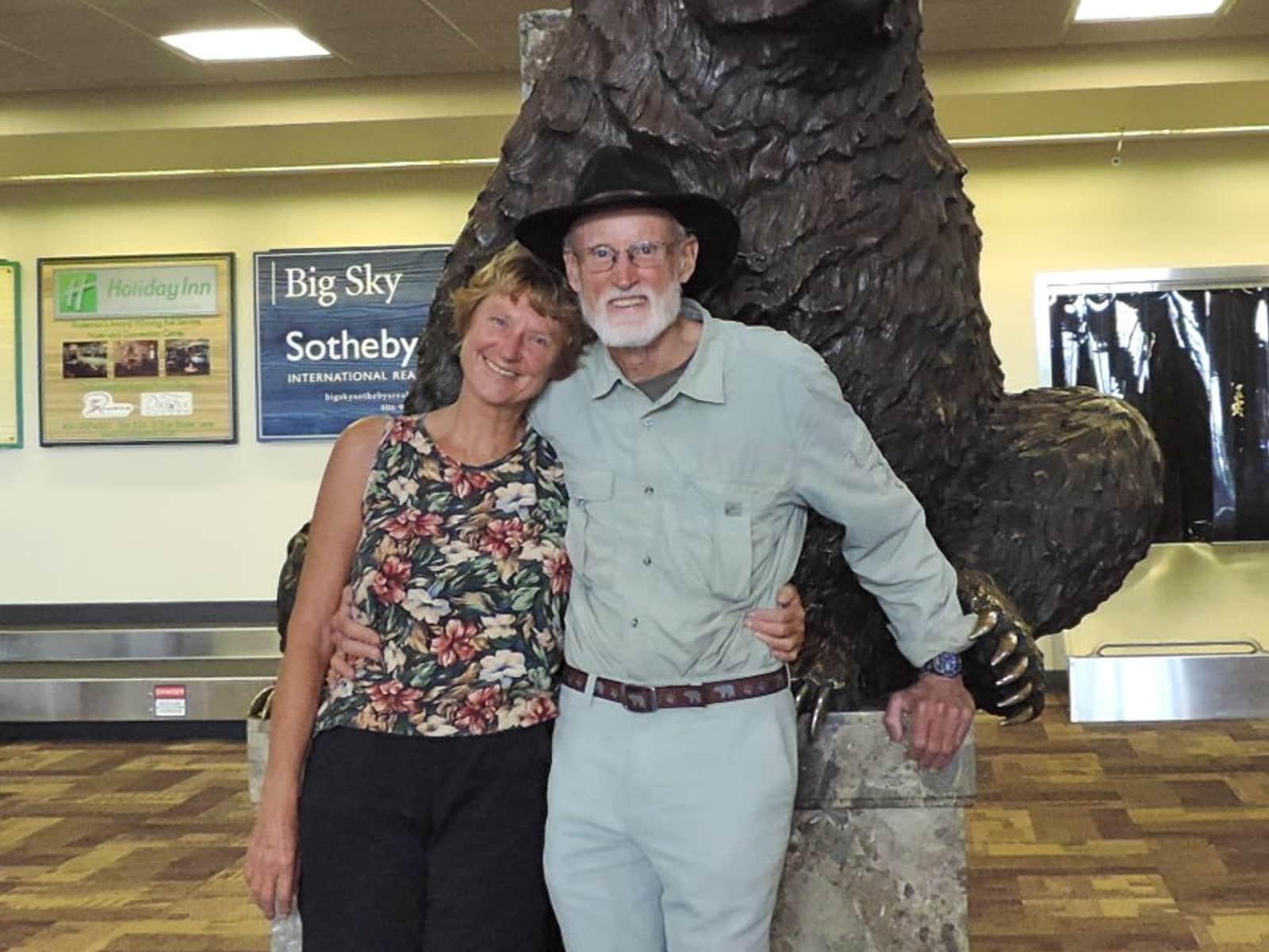Dusti & Tony from Willcox, Arizona, United States