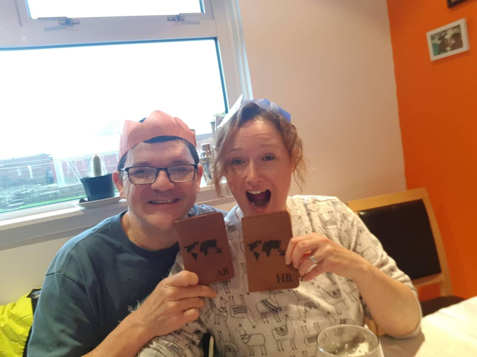 Helen & Alan from Stirling, United Kingdom