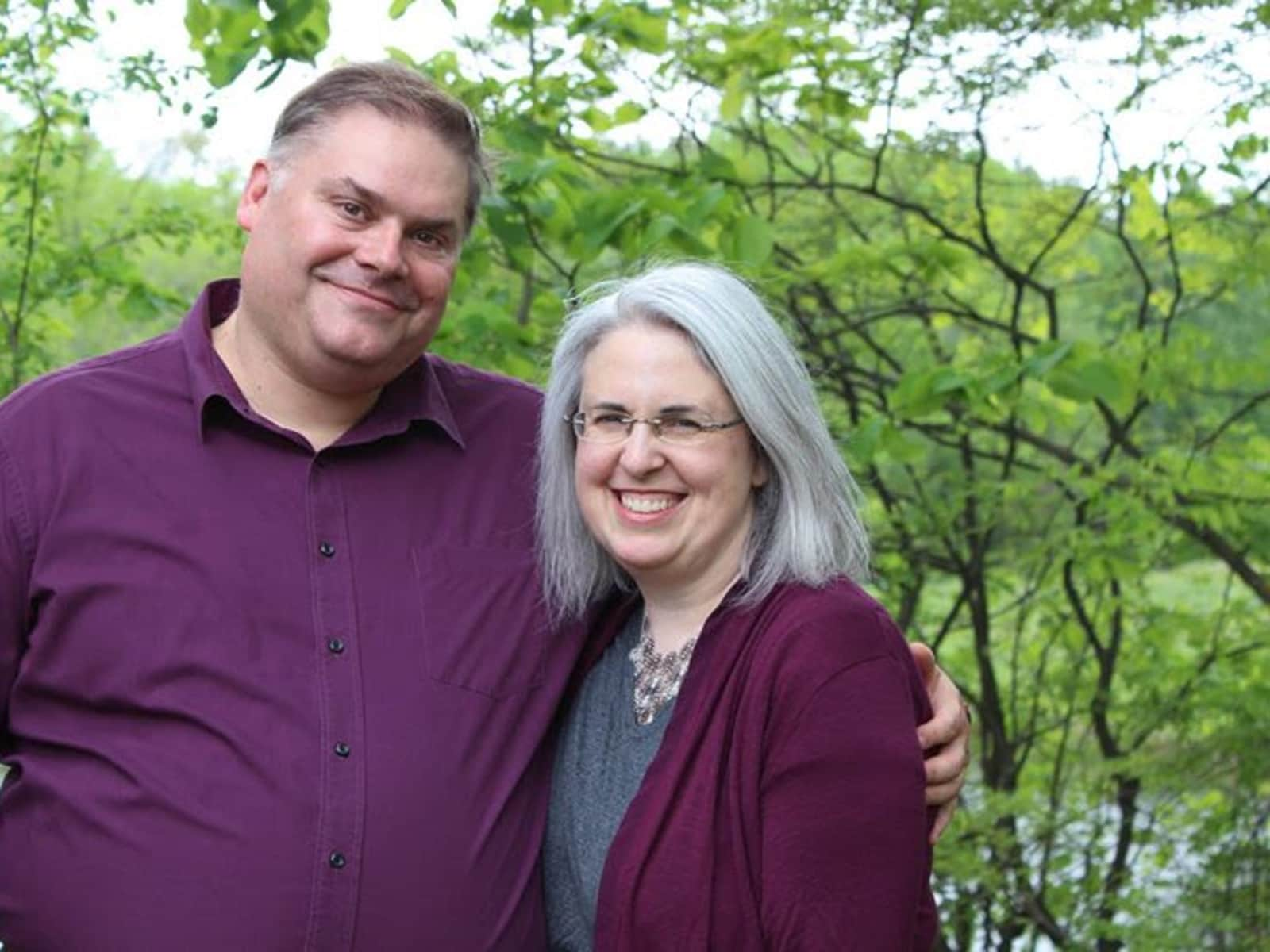 Richard & Andrea from Erin, Ontario, Canada