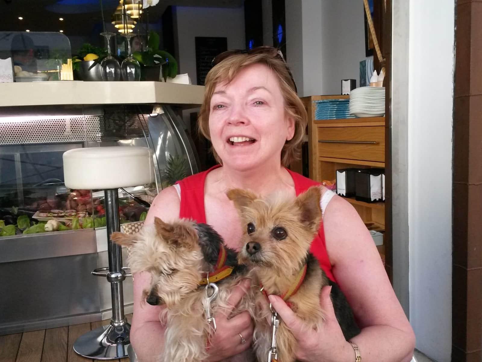 Kathleen & Pat from Enniscrone, Ireland