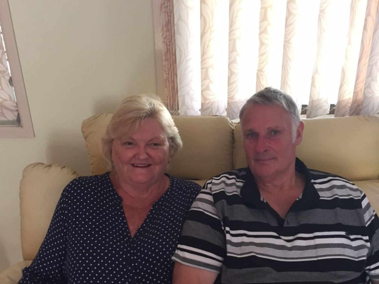 Robert  and dawn from Hervey Bay, Queensland, Australia