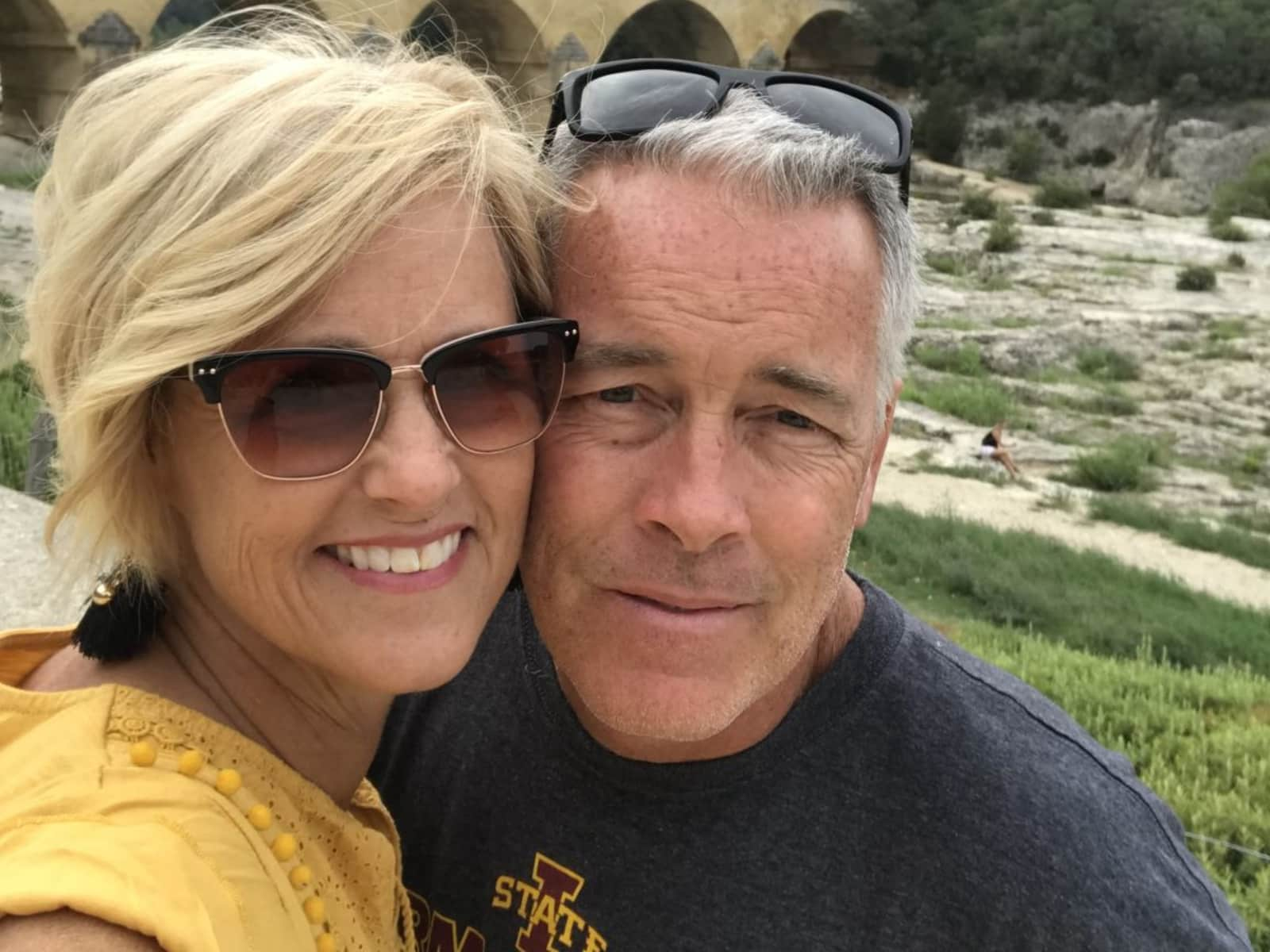 Barbara & Kevin from Ames, Iowa, United States
