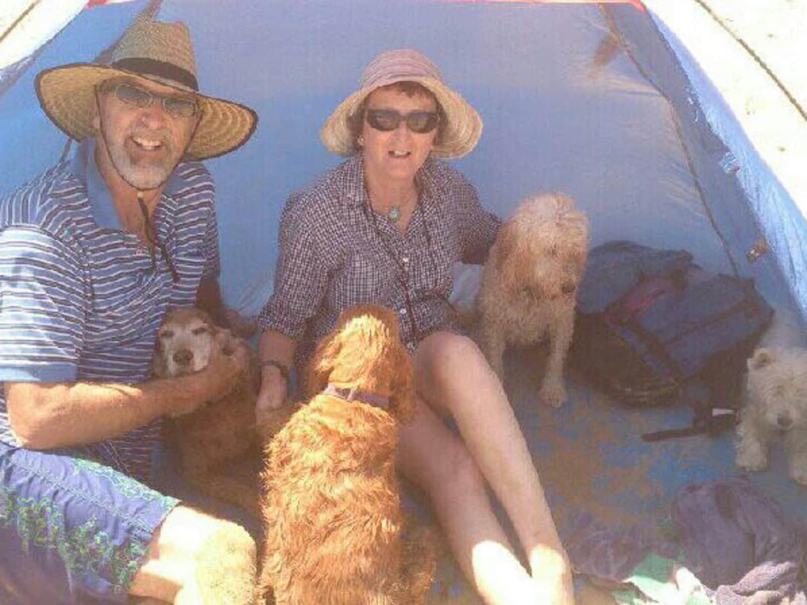 Carmel & Neil from Strathfieldsaye, Victoria, Australia