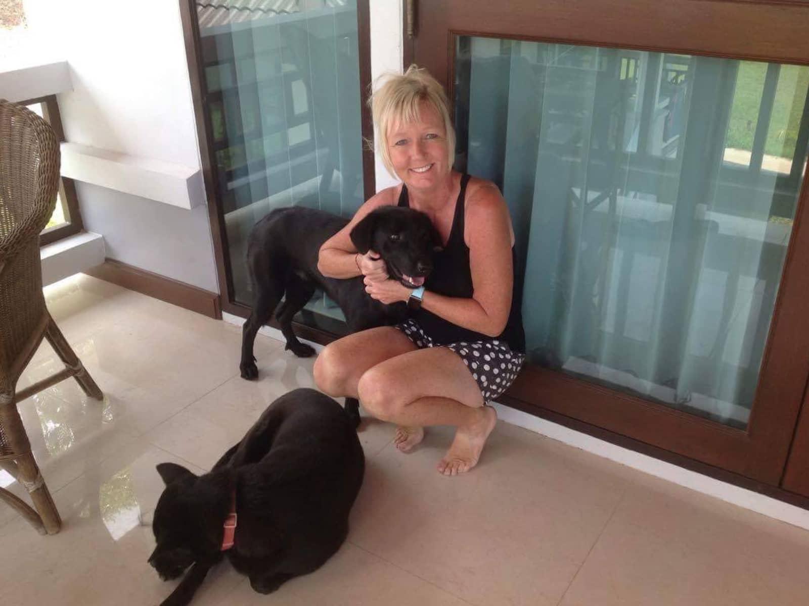 Deborah from Ko Samui, Thailand