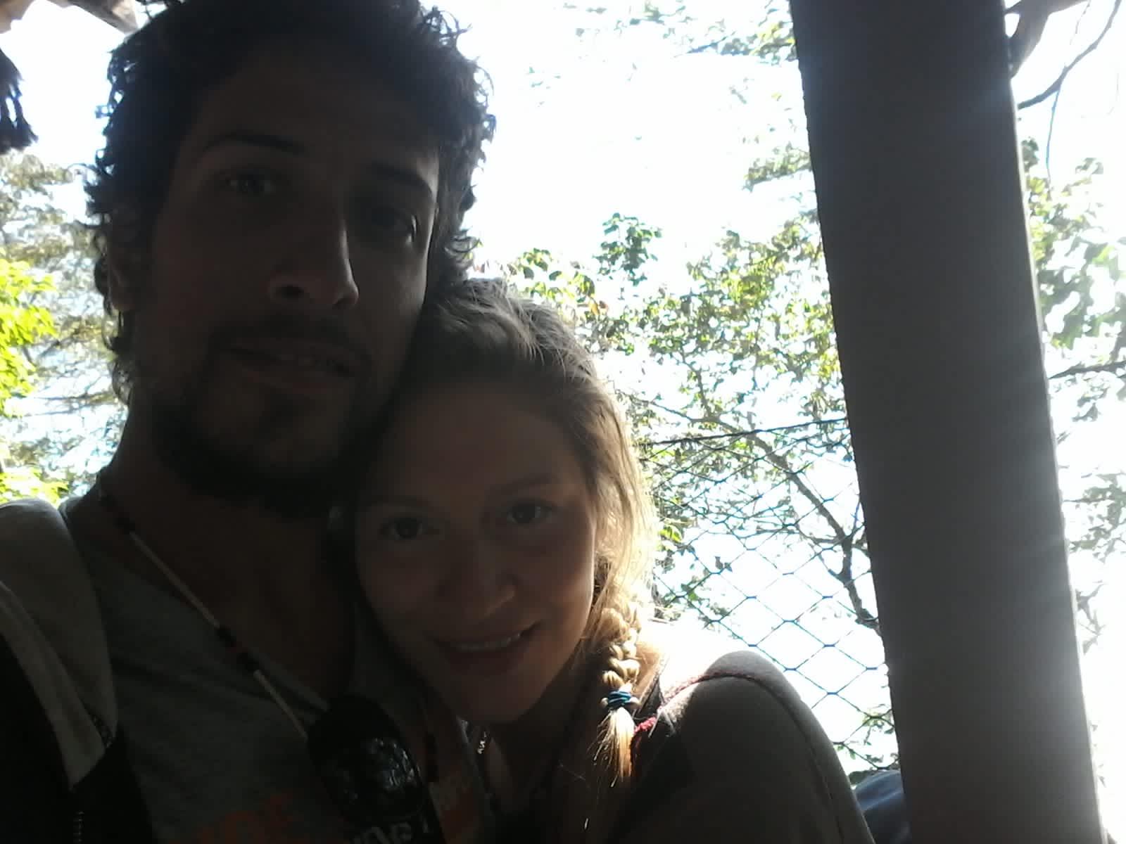 Mauricio & Lucía trinidad from Mar del Plata, Argentina