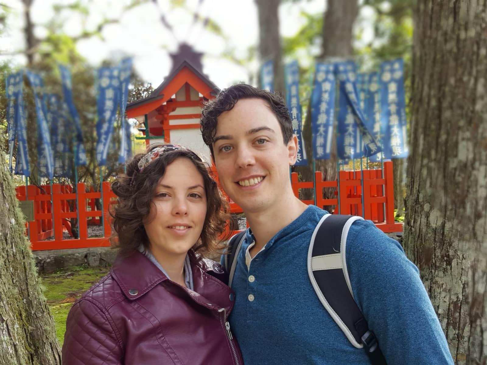 Jonathan & Hannah from Livingston, Texas, United States