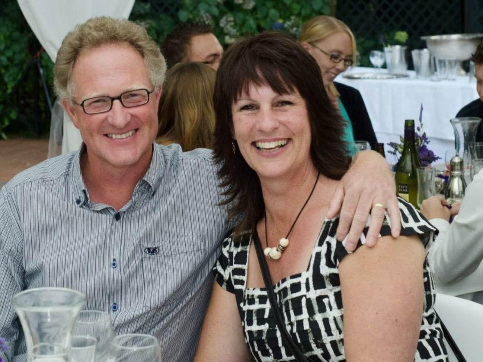 Elizabeth & Peter from Auckland, New Zealand