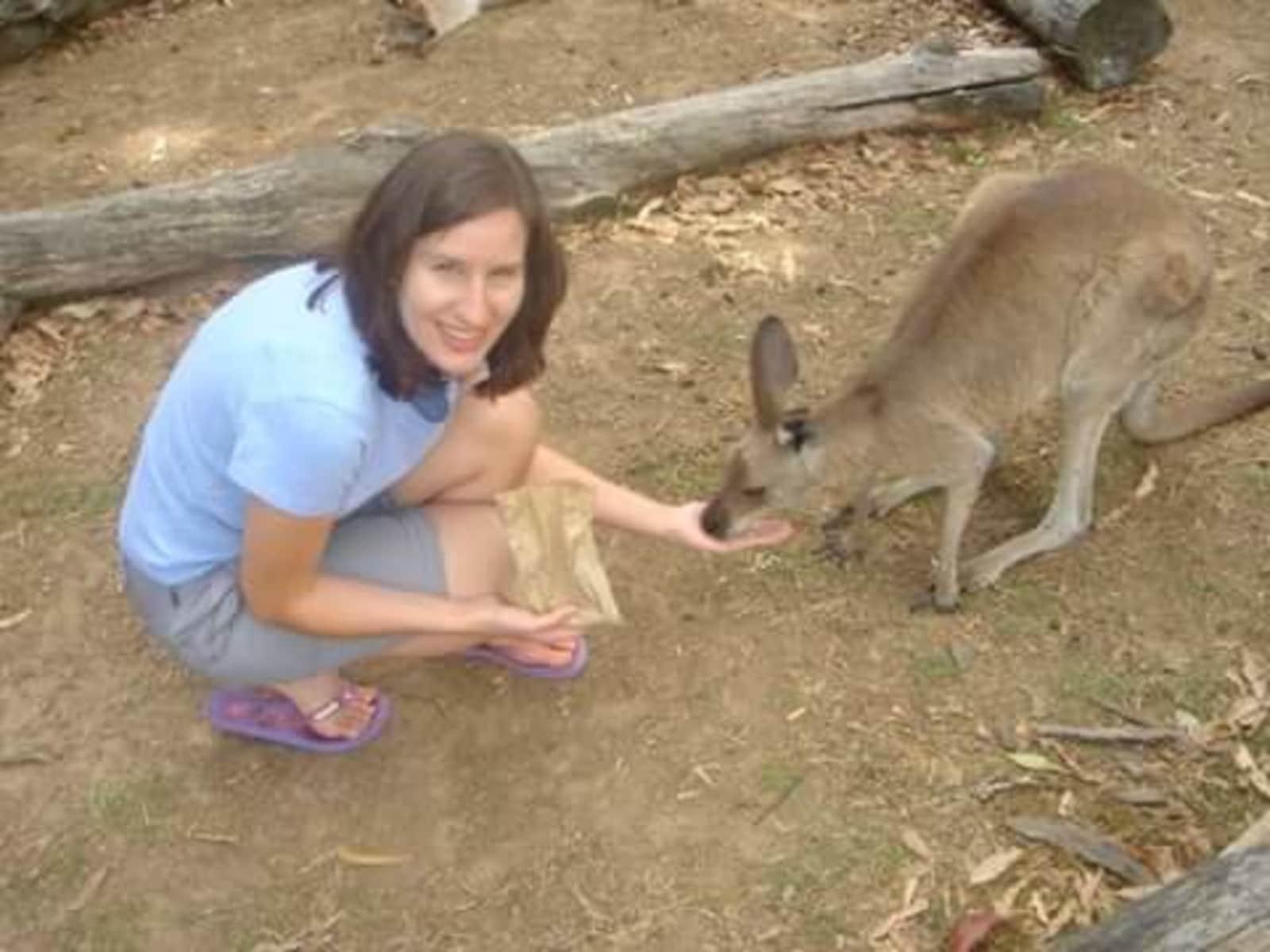Joanne from Sydney, New South Wales, Australia