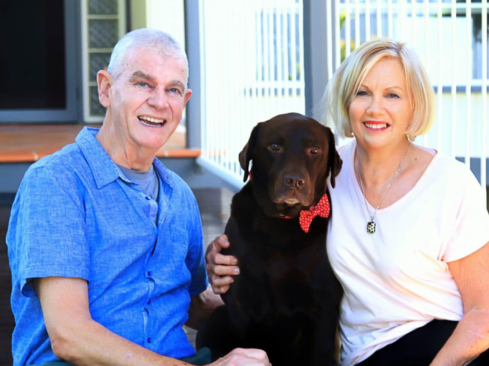Heather & Alan from Brisbane, Queensland, Australia
