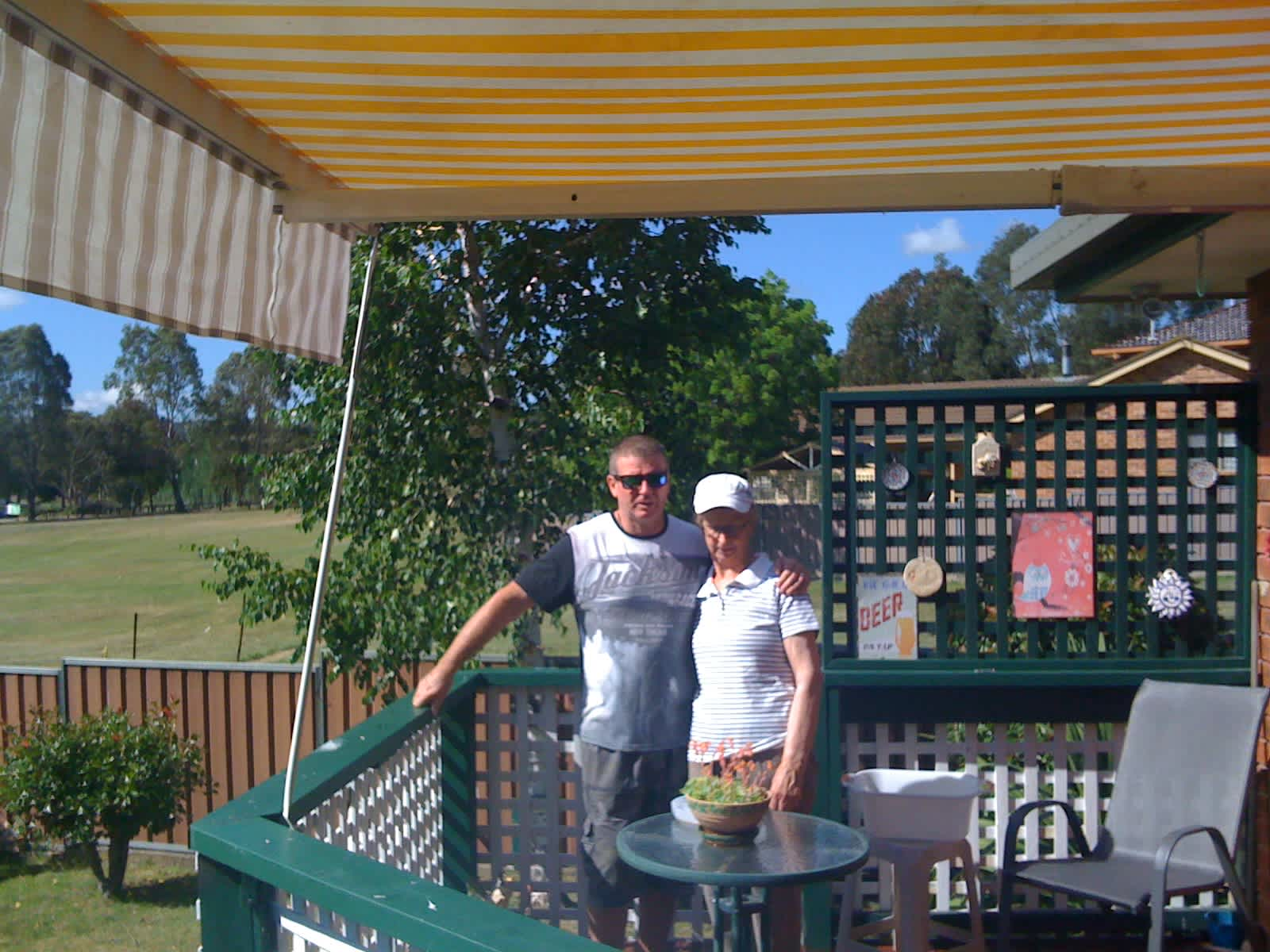 James & Violet from Wallerawang, New South Wales, Australia