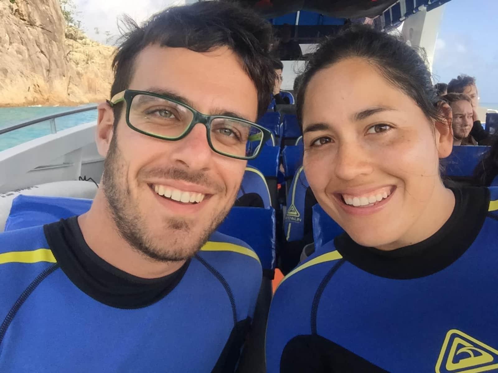 Stephanie & Alizé from Santa Monica, California, United States