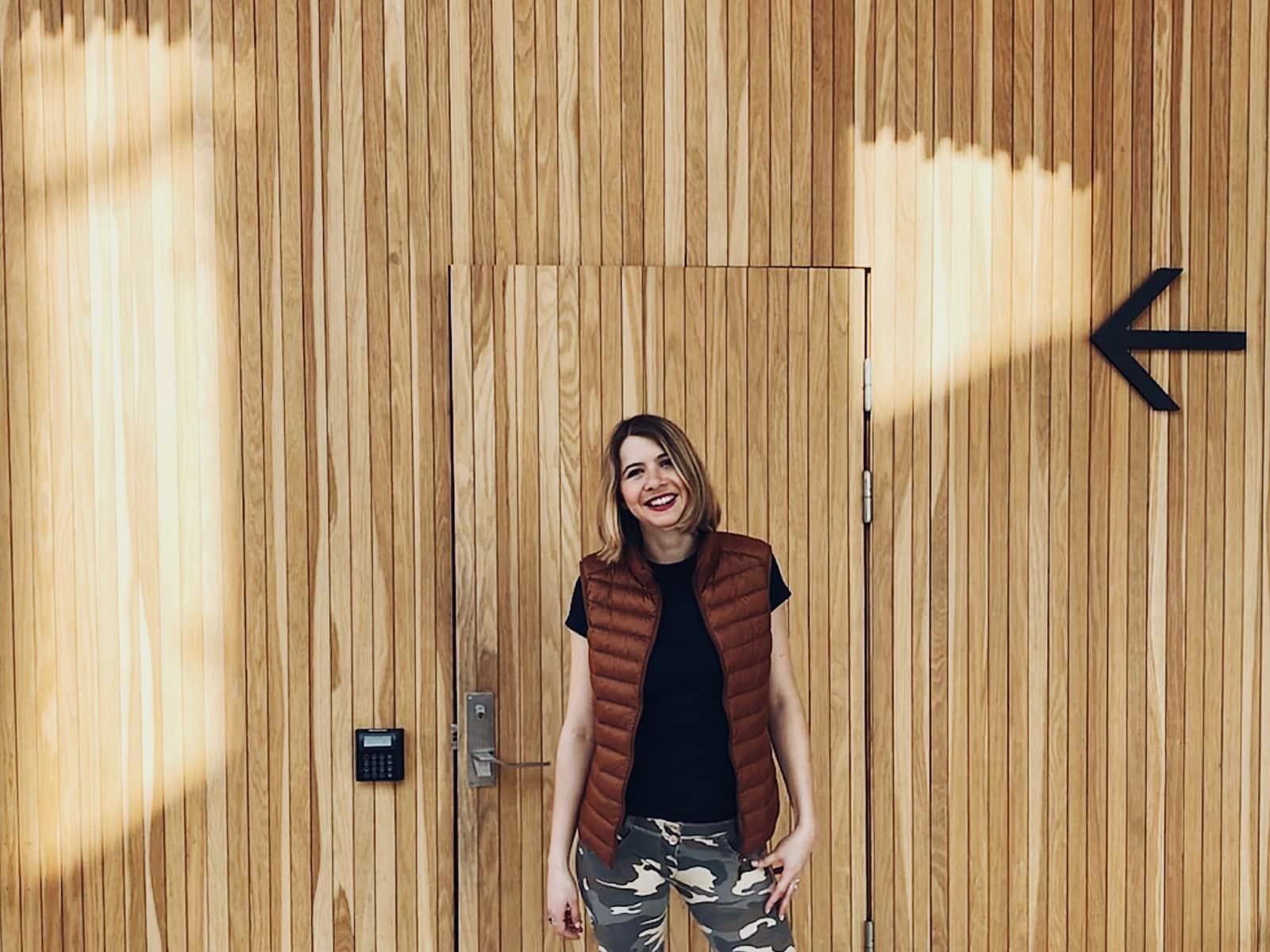 Jessie from Copenhagen, Denmark