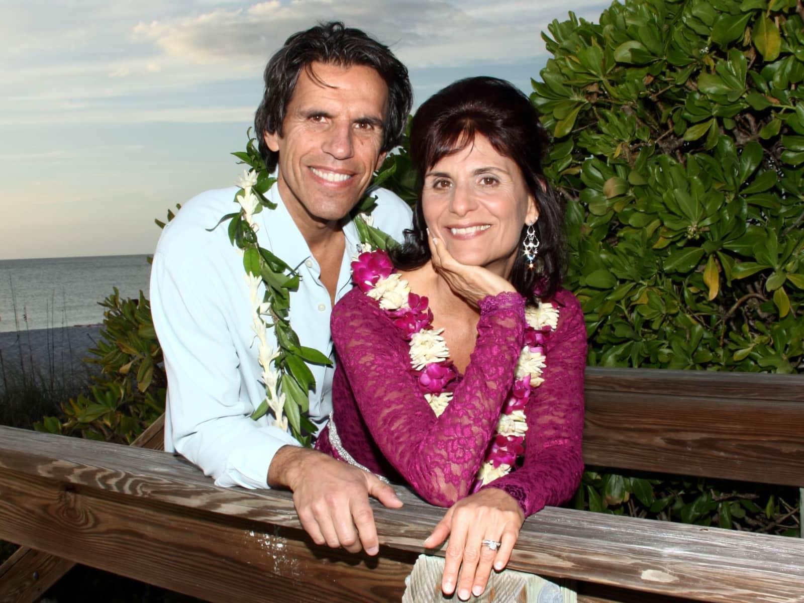 Rosanna & Mladen from Florida, United States