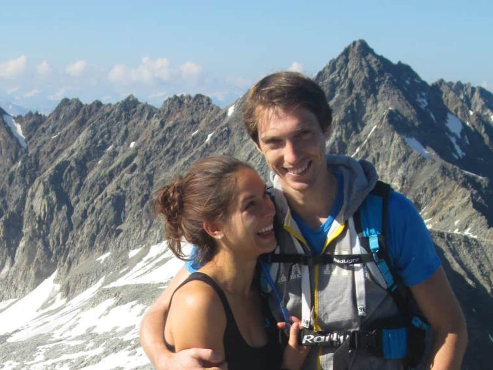 Harold & Priska from Cochrane, Alberta, Canada