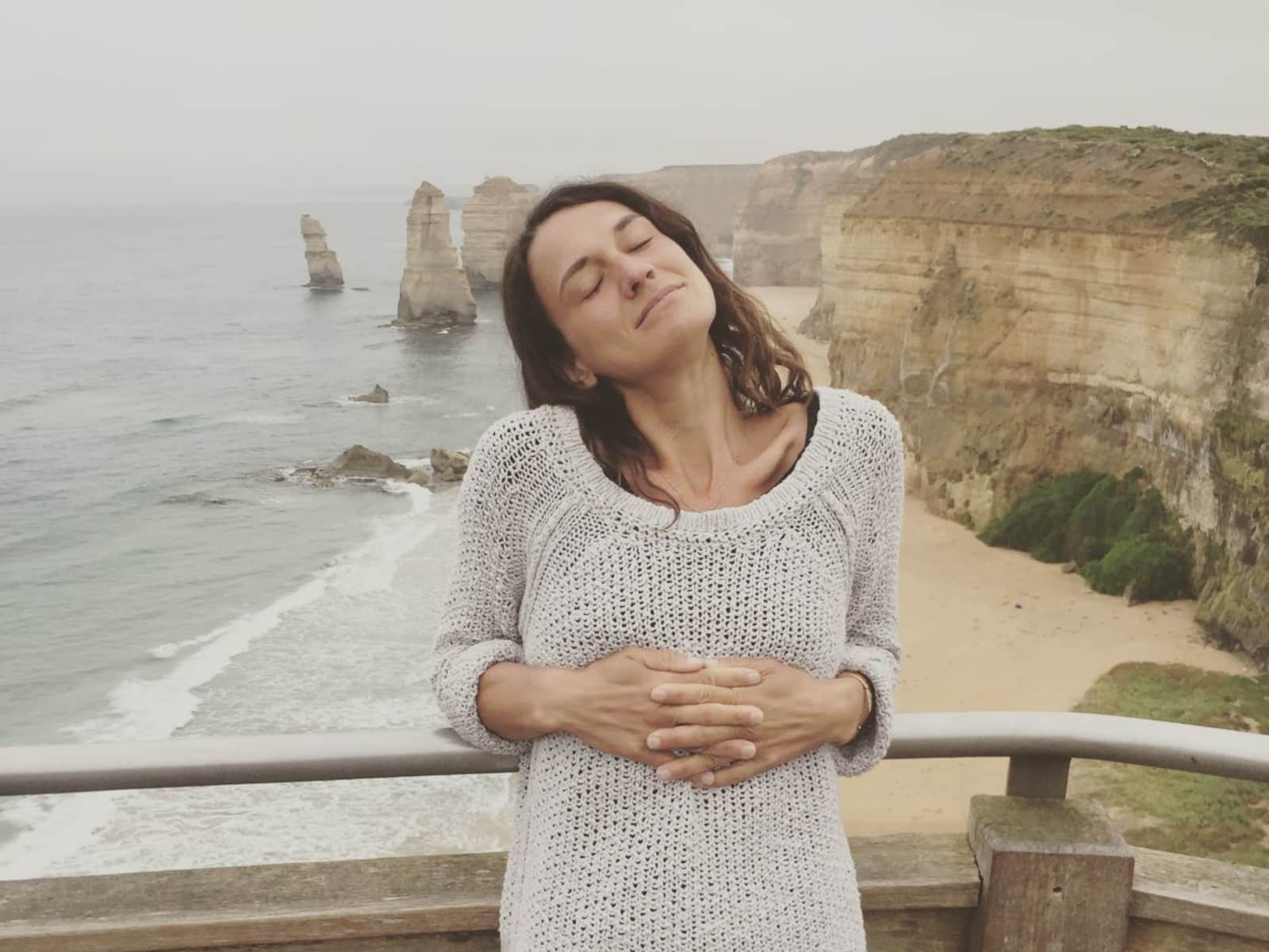 Rachel from Melbourne, Victoria, Australia