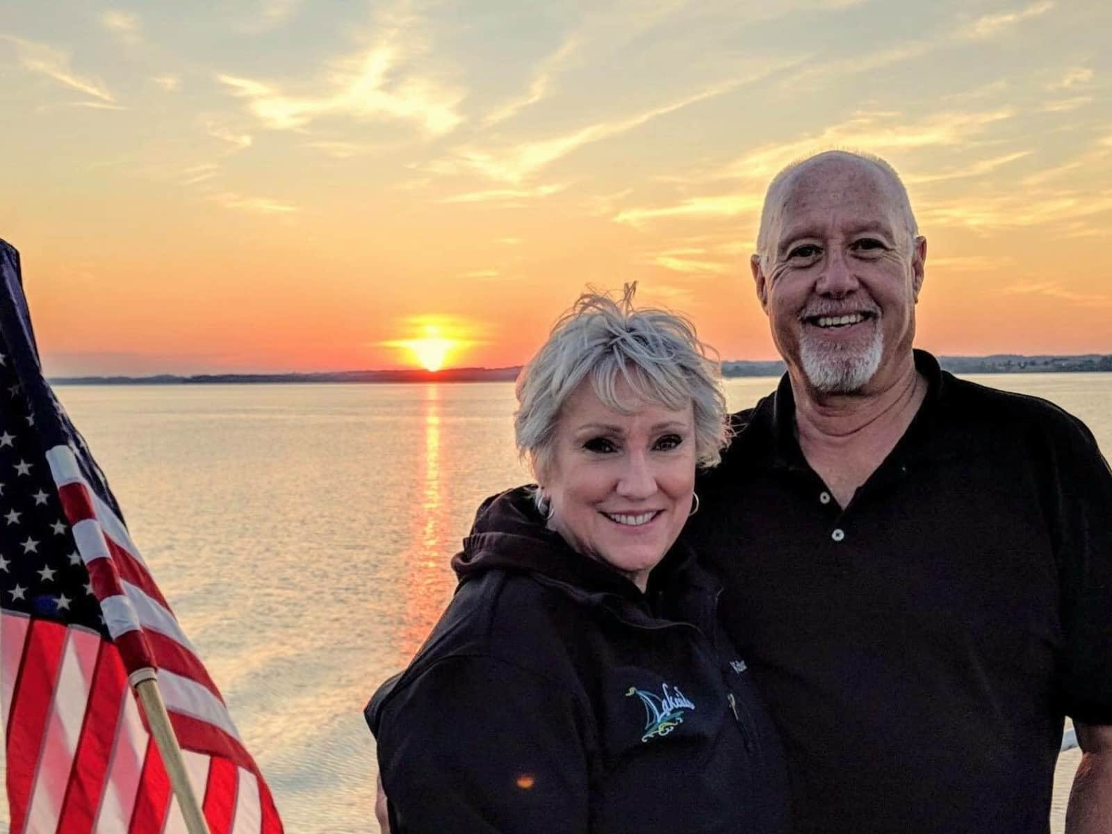 Barb & Mike from Glenwood, Minnesota, United States