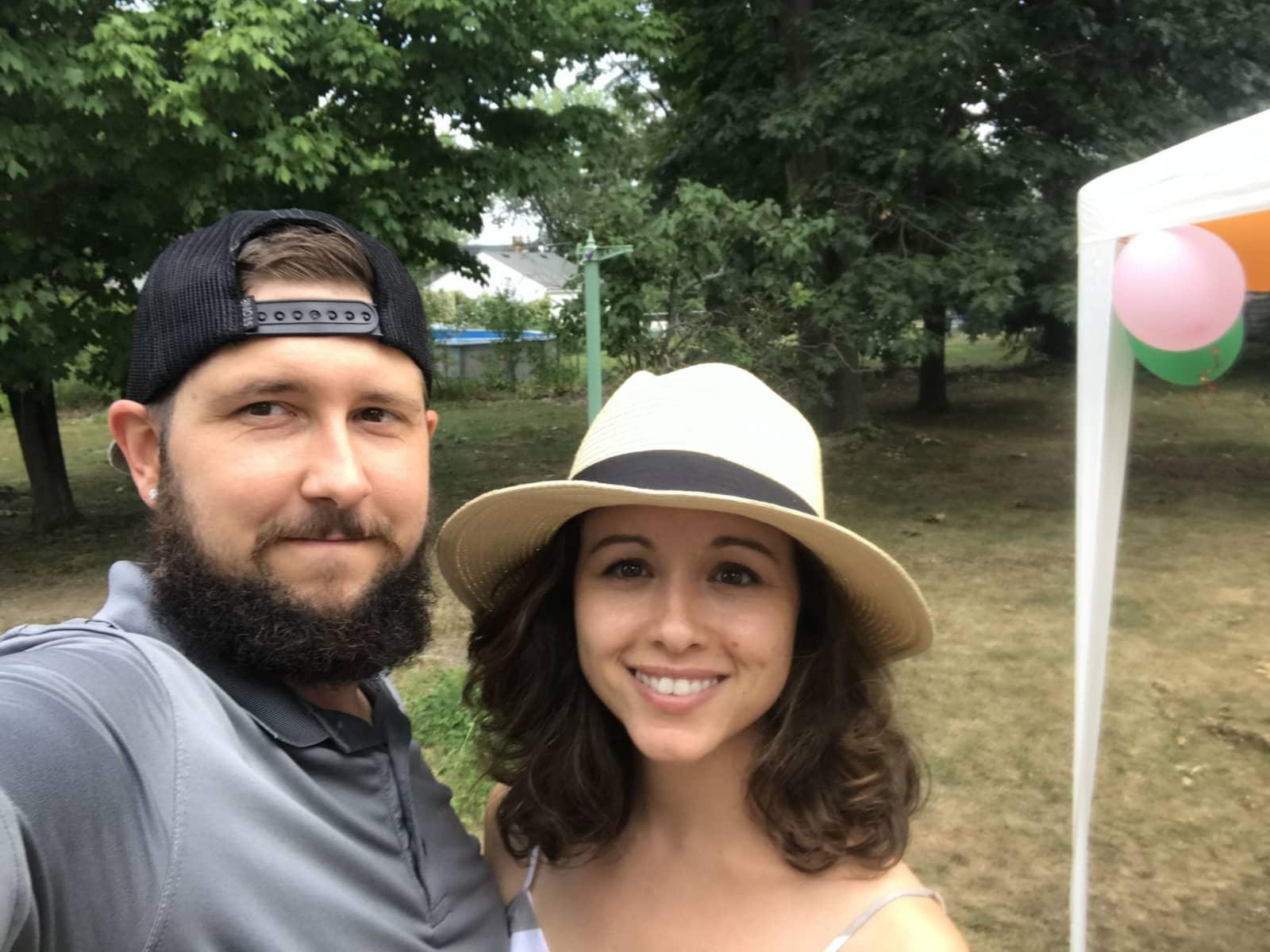 Ashley & Jesse from Buffalo, New York, United States