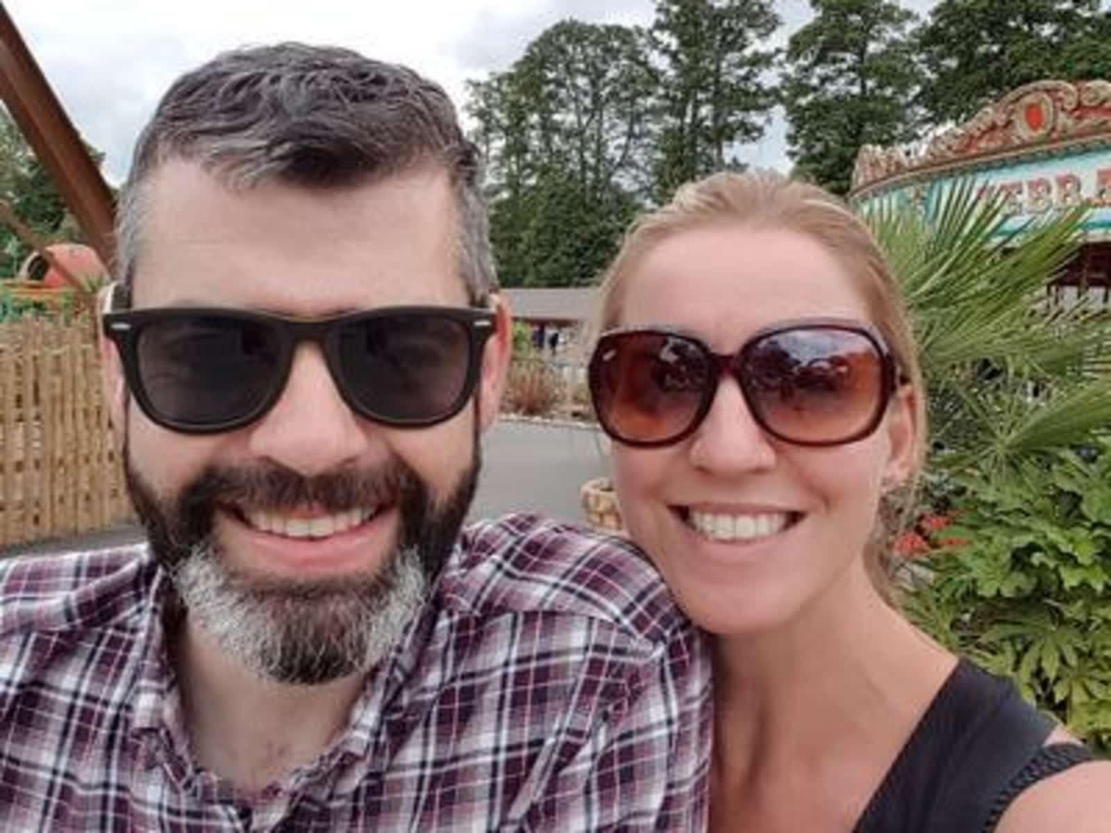 Janice & Keith from Wolverhampton, United Kingdom