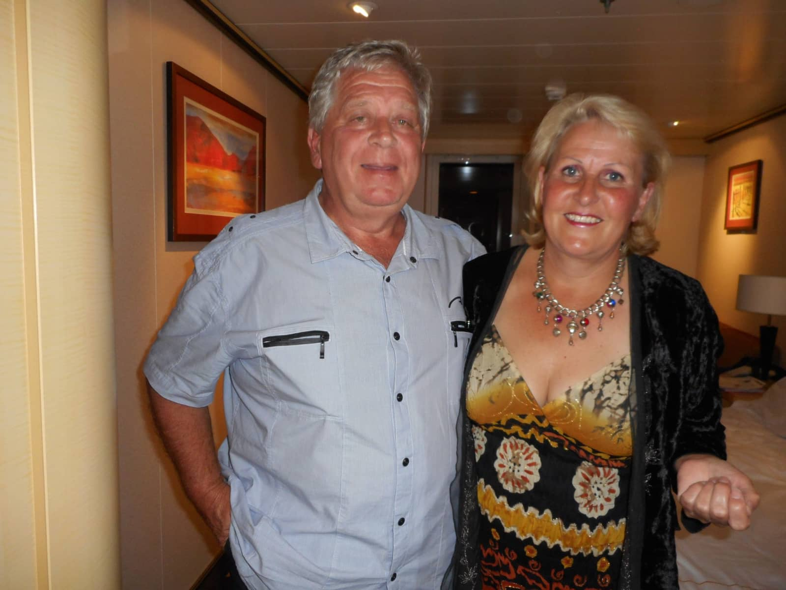 Simon & Astrid from Bundaberg, Queensland, Australia