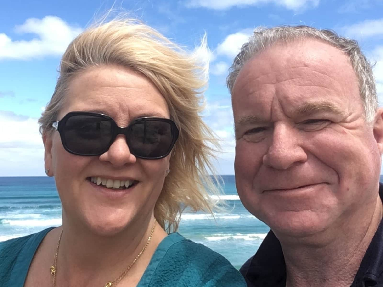 Fred & Beth from Adelaide, South Australia, Australia