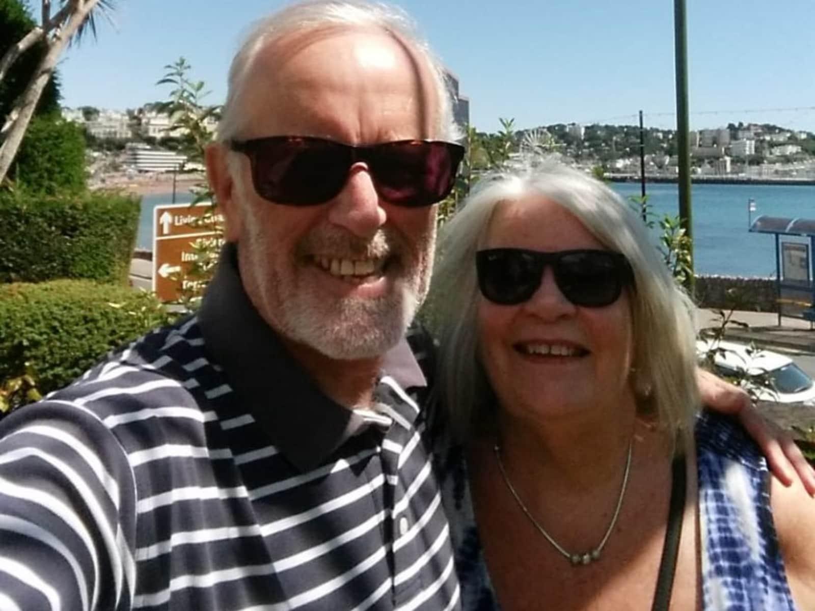 Lynda & Graham from Wantage, United Kingdom