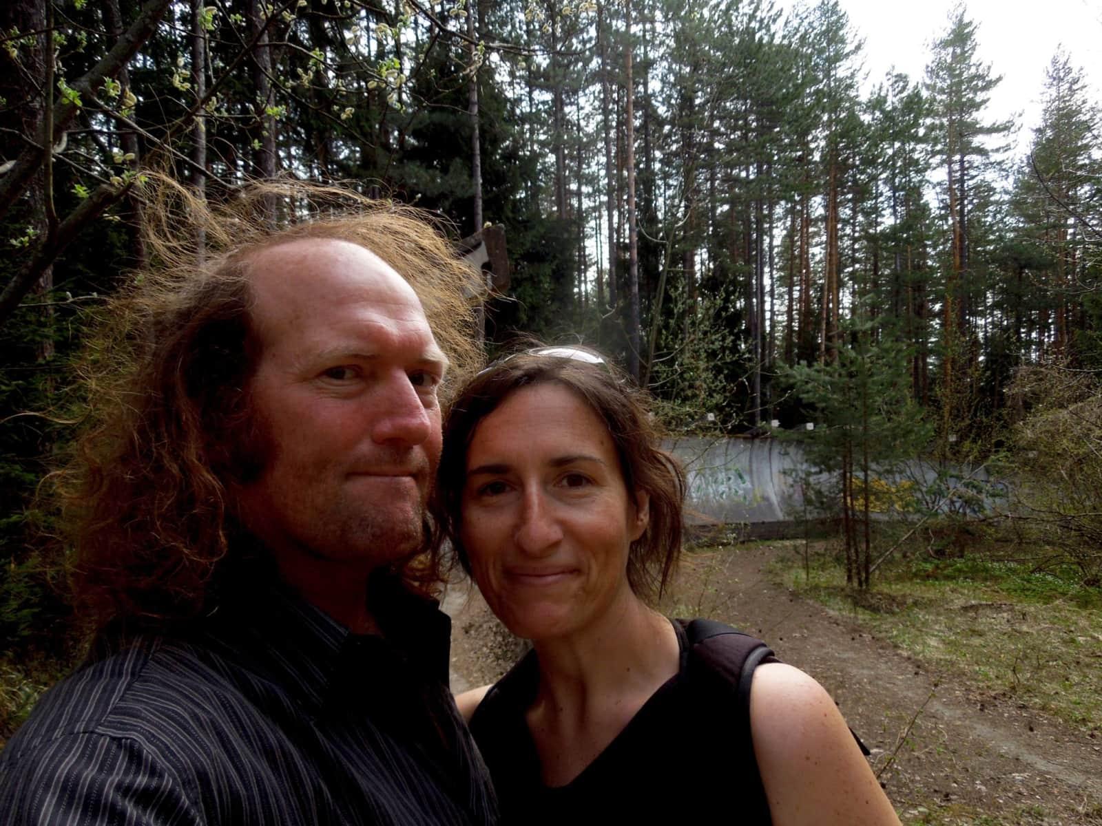 Amanda & Caleb from Ceglie Messapica, Italy