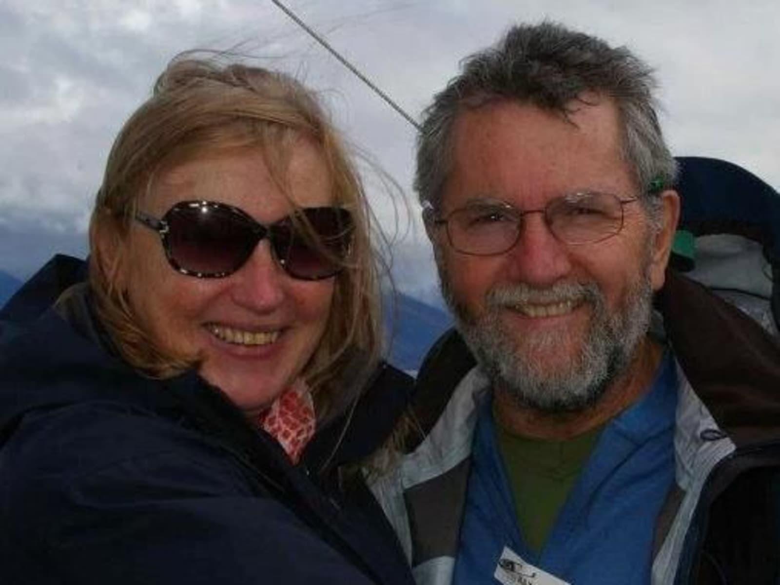 Max & Linda from Canberra, Australian Capital Territory, Australia