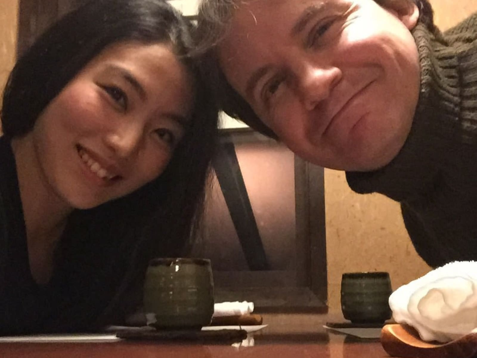 Michael & Miu from Kobe, Japan