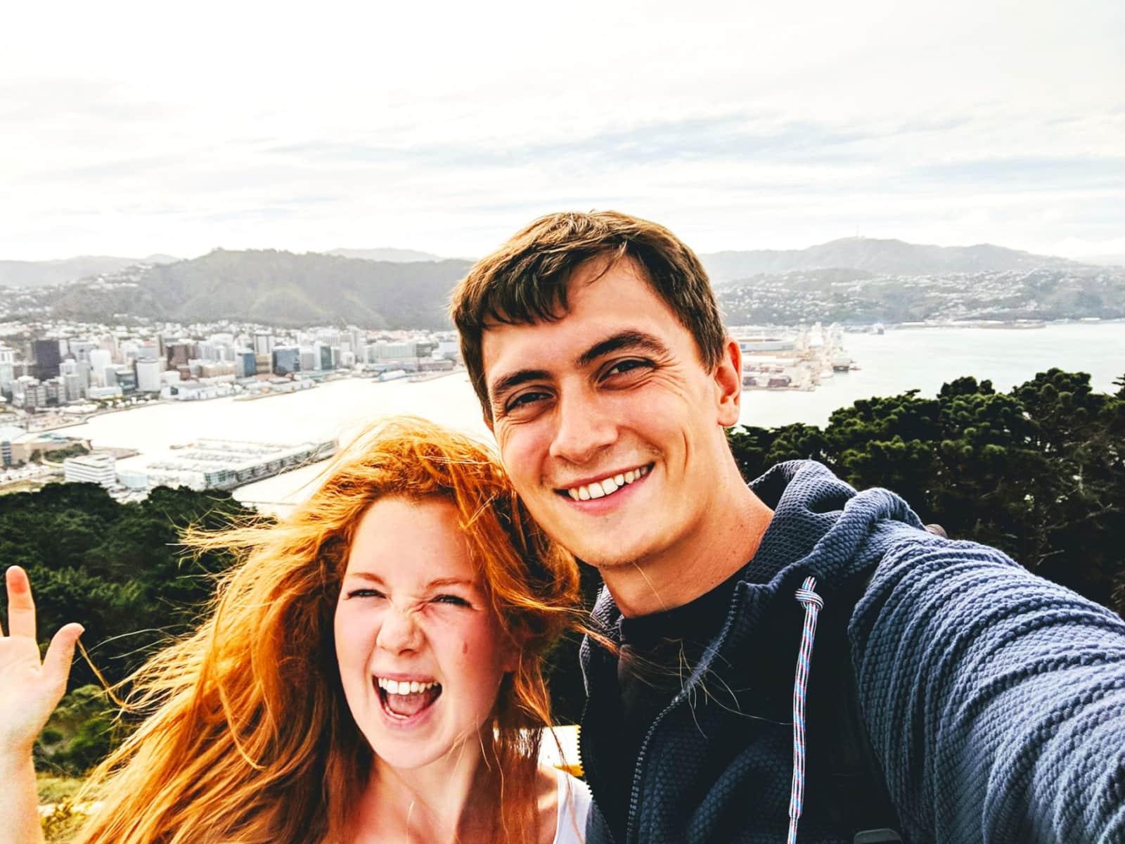 Darren & Lauren from Brisbane, Queensland, Australia