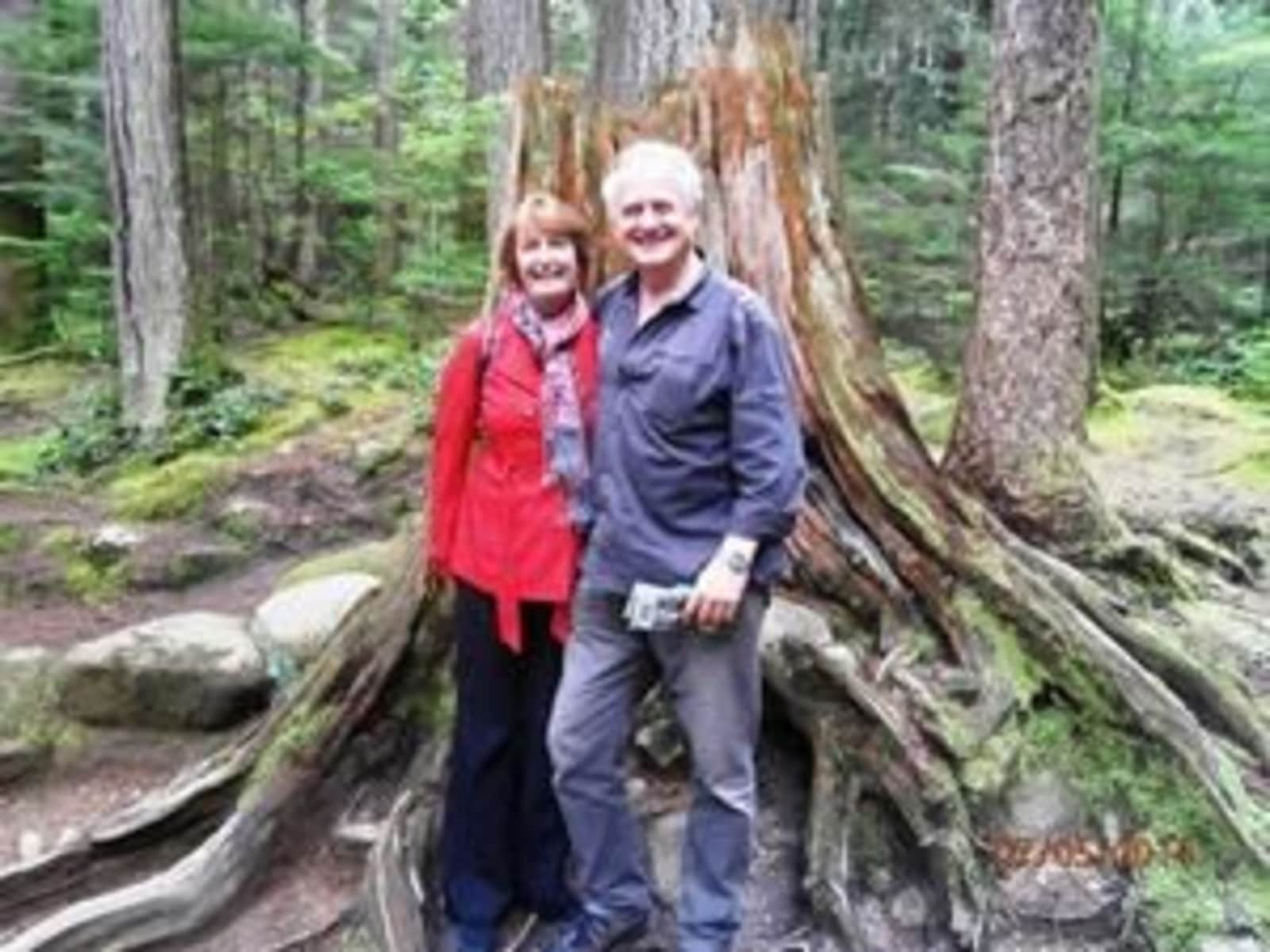 Philip & Amanda from Gosport, United Kingdom
