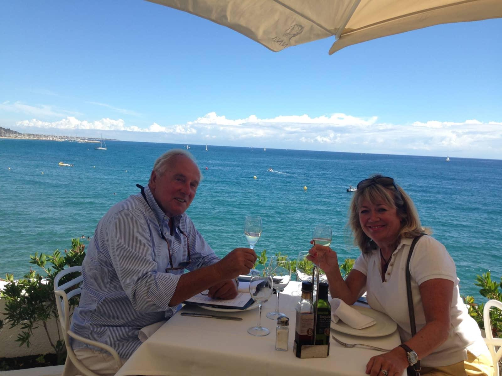 Angela & Hans from Barcelona, Spain
