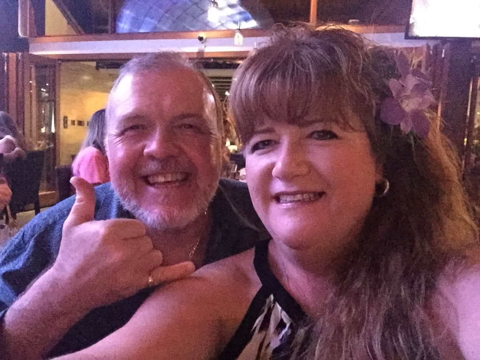 Renee & Bruce from Belleair Bluffs, Florida, United States