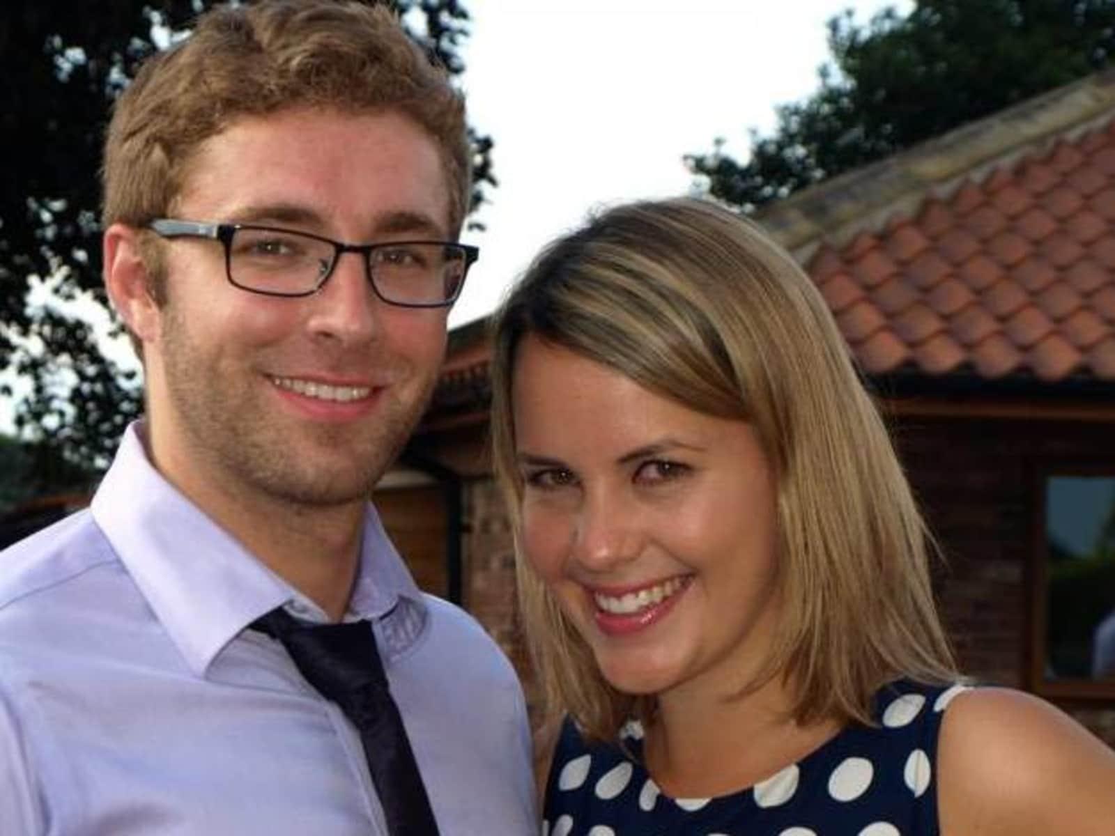 Carolyn & Ross from London, United Kingdom