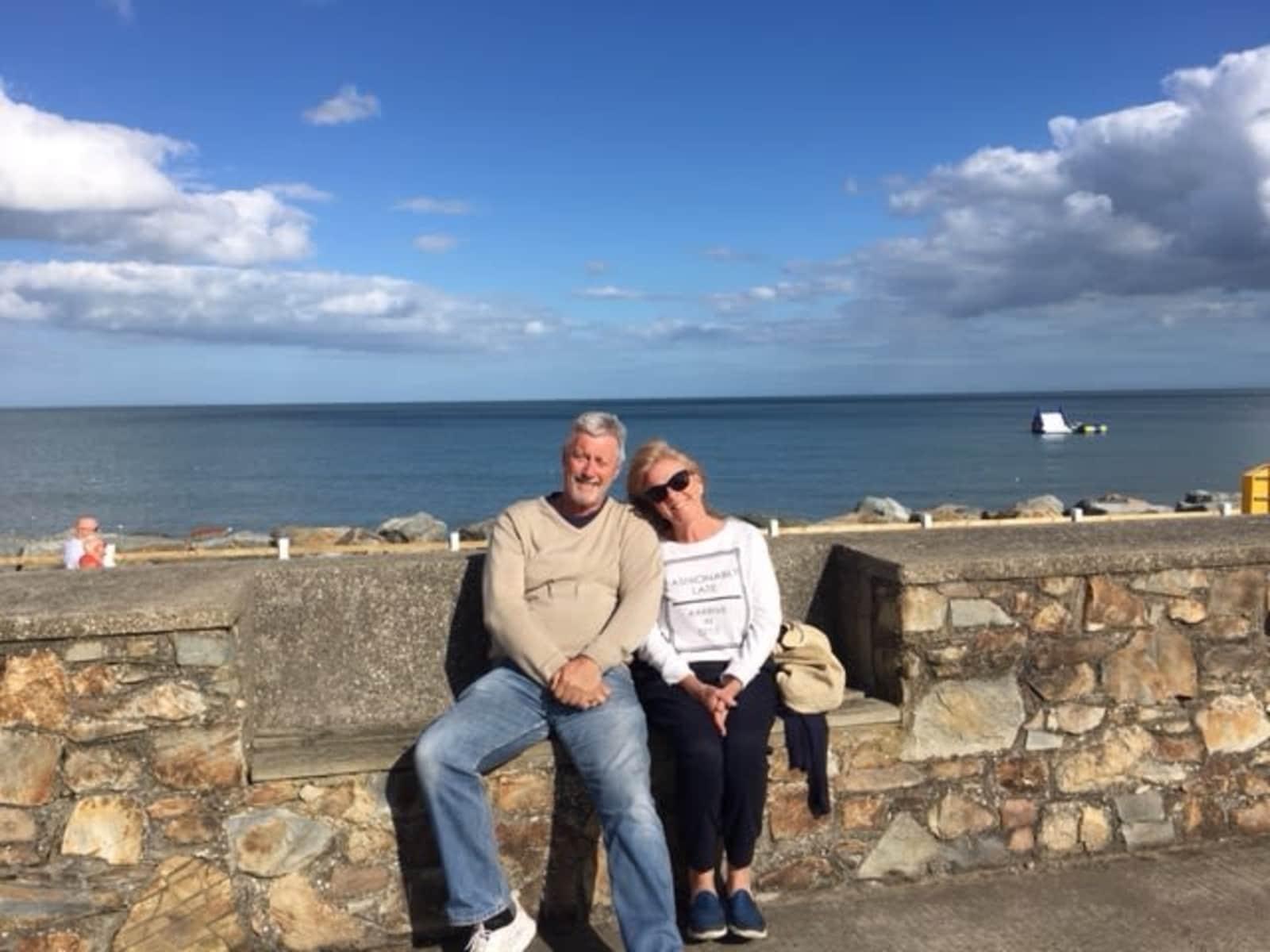Sharon & Gary from Ocean Reef, Western Australia, Australia